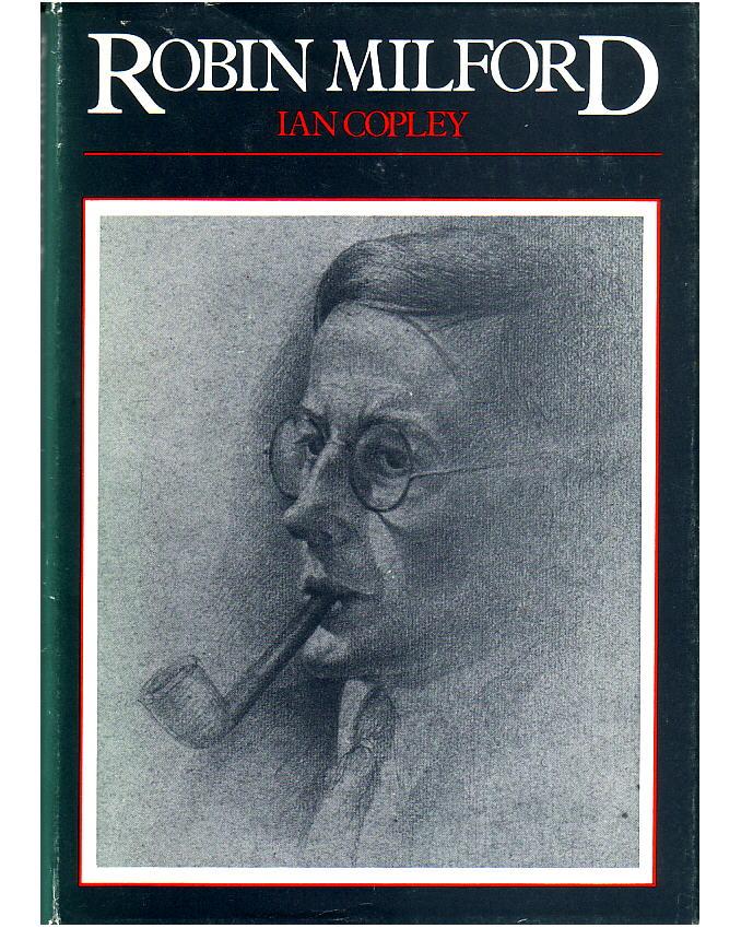 Robin Milford by Ian Copley